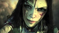 Alice: Madness Returns Teaser and Trailer HD Compilation and First Gamep...