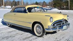 1951 Hudson Hornet Maintenance/restoration of old/vintage vehicles: the material for new cogs/casters/gears/pads could be cast polyamide which I (Cast polyamide) can produce. My contact: tatjana.alic@windowslive.com