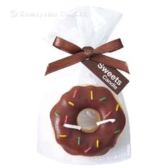 Sweet Candle Mini: Sprinkle Donuts