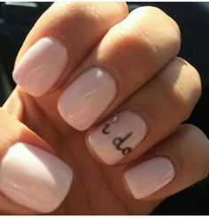 The advantage of the gel is that it allows you to enjoy your French manicure for a long time. There are four different ways to make a French manicure on gel nails. Perfect Wedding, Our Wedding, Dream Wedding, Spring Wedding, Trendy Wedding, Wedding Venues, Wedding Tips, Wedding 2017, Wedding Ceremony
