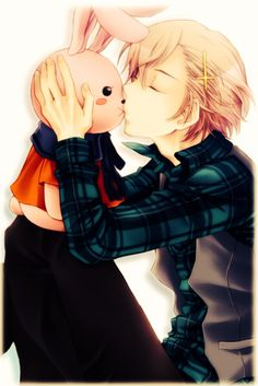 Yes, Norway secretly loves bunnies Norway Hetalia, Hetalia Characters, Axis Powers, Find Picture, Awesome Anime, Vocaloid, Denmark, Cool Art, Kawaii