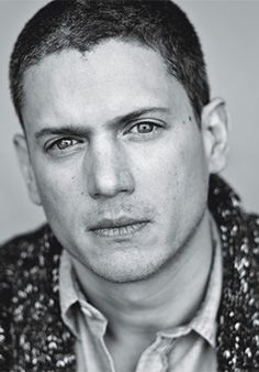 Wentworth Miller Wants to Be Honest With You
