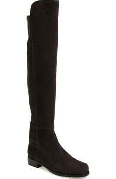 05a41d115 STUART WEITZMAN 5050 Over the Knee Leather Boot (Women). #stuartweitzman # shoes #boots