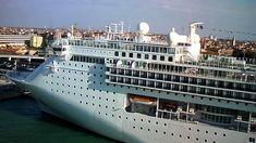 Venice Cruise Ship terminal (Video 2) by jonfromqueens