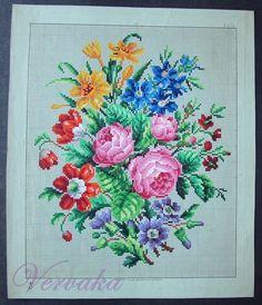 Gallery.ru / Photo # 1 - Patterns for wool and beads - GAVRUCHA