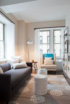 Madeline Weinrib Platinum Mandala Cotton Carpet via Lauren Held Designs
