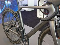 Aston Martin -- Storck is introducing this limited edition version of new Fascenario .3 road bike.....for a mere $19,000.00