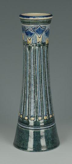 Newcomb College Pottery, Leona Nicholson (Erdinç Bakla archive)