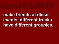 80  Diesel Tips Funny Diesel Truck Meme DieselTees.com from Thoroughbred Diesel