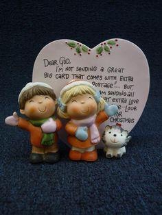 Enesco Dear God Kids Love, Love, Love For Christmas (pt223)