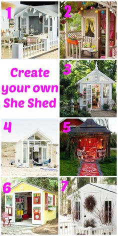 Amazing sheds clever ideas for your favourite garden room Flask