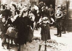 """Warsaw Ghetto Uprising. """"Jewish Pawns"""" by Jeff Nilsson. The Saturday Evening Post: WWII Blog"""