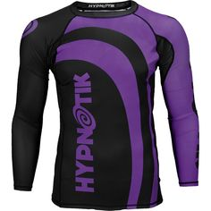The new Hypnotik Ranked Rashguards are perfect for training or competition!  The Hypnotik Ranked Rashguard is designed to perform at the level of a serious BJJ athlete. Hypnotik engineering ensures maximum performance during each training session. This rashguard will hold up as you progress in your grappling ranks! 220gsm  88%polyester / 12%spandex  Manufactured with a very resilient fabric Wicks away sweat to help you stay dry Antimicrobial technology inhibits the growth of bacteria and…