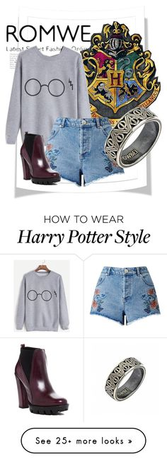 """""""Guay"""" by libstowki on Polyvore featuring Miss Selfridge and Charles David"""
