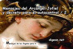 Resultado de imagen para decretos arcangel jofiel