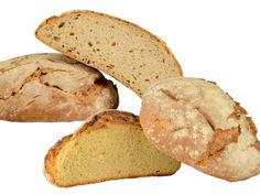 Pan de maíz y pan de centeno - Pan de millo e pan de centeo
