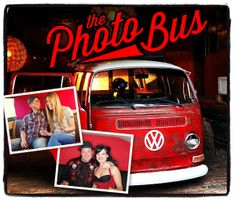 The Photo Bus will have the VW photo booth set up at MidAmerica Motorworks' aircooled VW Funfest! Best photo booth ever.