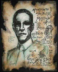 Necronomicon Fragment 043 - H.P. Lovecraft
