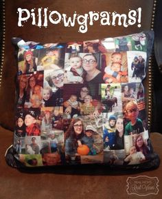 Create a Pillowgram for your loved one.  Great for Valentine's Day, Mother's Day, Father's Day, birthdays, graduation, anniversaries, and more.  Read Crissa's review for more information on this great product from Collage.com PLUS get a pillow at a big discount AND enter to win one!  Ends 2/25/15