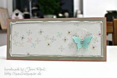 Stampin'Up! Schmetterlingstanze...