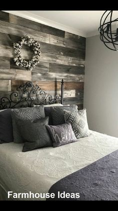 Small Room Bedroom, Master Bedroom Design, Home Bedroom, Bedroom Furniture, Bedroom Ideas, Small Rooms, Master Bedrooms, Basement Bedrooms, Log Furniture