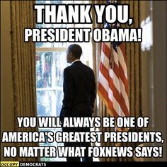 FOX and all the other lying (jealous!) blowhards!