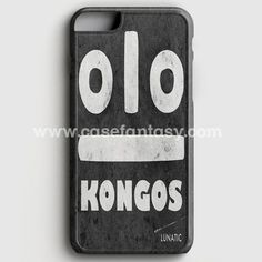 Cover Olo Kongos iPhone 6/6S Case | casefantasy