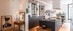 So-An / Résidentiel / Appartement rue de Courcelles