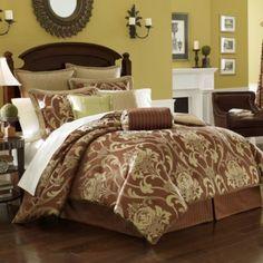 Lenox® Heritage Comforter Set and Accessories - BedBathandBeyond.com