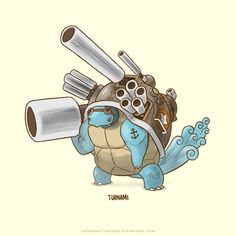Squirtle Super Evolve by Sheharzad-Arshad.deviantart.com on @deviantART