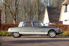 #Citroen #DS19 #Chapron #Majesty #Special