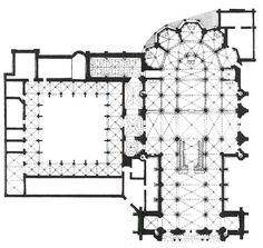 catedral de leon planta