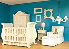She's Glam: Baby Nursery Cribs from Bratt Decor/not so fond of this one of the three pics, but I love the other two! Worth looking at this website!