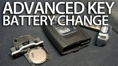 How to change battery in #Audi #Advanced #Key remote keyless A1 A3 A4 A5 A6 A7 A8 Q3 Q5 Q7