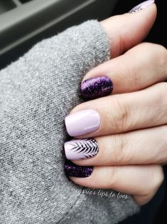 Nail art combo by Color Street Fashion Prague-er, Palm Before the Storm, and Ibiza Nights make this Clear Acrylic Nails, Acrylic Nail Designs, Nail Art Designs, Fancy Nails, Cute Nails, Pretty Nails, Nail Color Combos, Nail Colors, Purple Manicure
