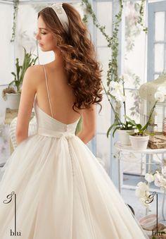 Wedding Bridal Gowns – Designer Blu Dress Style 5408