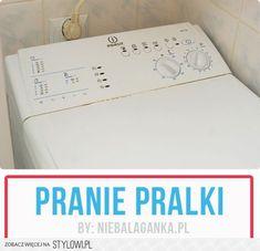 Czego użyć do porządnego wyczyszczenia pralki?  z domow…