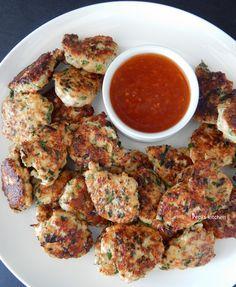 Πικάντικα Κεφτεδάκια  Κοτόπουλου με ασιατική γεύση made in Pepi's kitchen!