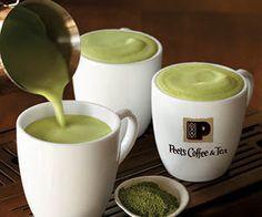 FREE Peets Coffee & Tea Matcha Green Tea Latte