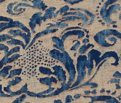 fortuny - perhaps my favorite fabric