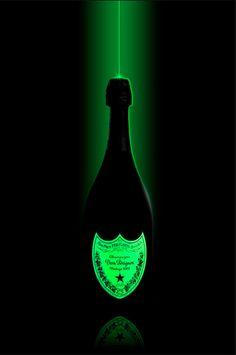 bottle dom perignon vintage