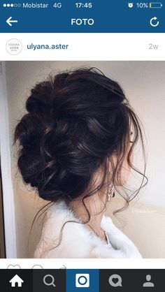 This is how i want my hair on my wedding!!!