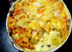 Tartiflette (Serves: – Preparation time: less than Alps, Cooking Recipes, Lunch, Entertaining, Breakfast, Food, Morning Coffee, Chef Recipes, Eat Lunch