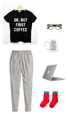 """Untitled #4093"" by northamster ❤ liked on Polyvore featuring Hansel from Basel, H&M, Speck and Wildfox"