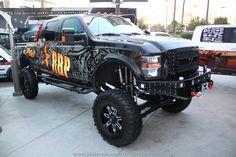 Rolling Big Power Ford Super Duty