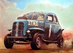 Tienda - TURISMO CARRETERA - Villafuerte Nascar, Ford V8, Vintage Cars, Vintage Auto, Maserati, Race Cars, Monster Trucks, Art Prints, Vehicles