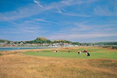 Conwy Golf Club Golf Holidays & Golf Resort, Great Deals, Book Now From £175 - North Coast
