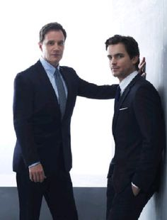 Peter and Neal - White Collar