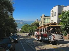 Ride a Cable Car in San Francisco - San Francisco Travel Tips