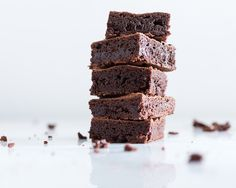 Fudgy Chocolate Brownies Hamilton Beach, Chocolate Brownies, Dessert Bars, Cookie Bars, Delicious Recipes, Cooker, Dinner, Happy, Desserts